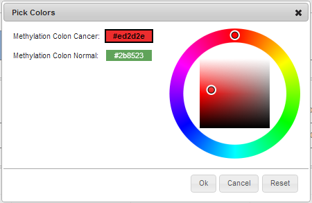 Color Picker Dialog